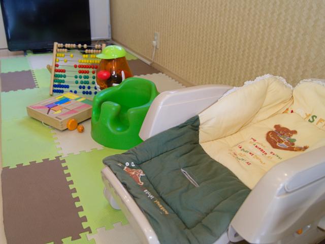 きりん鍼灸整骨院のキッズスペース写真